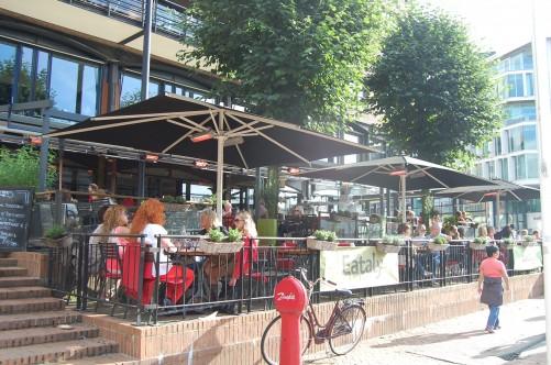 Eataly Terrace