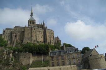 Mont-St Michel France A Spectacular Sight To Visit