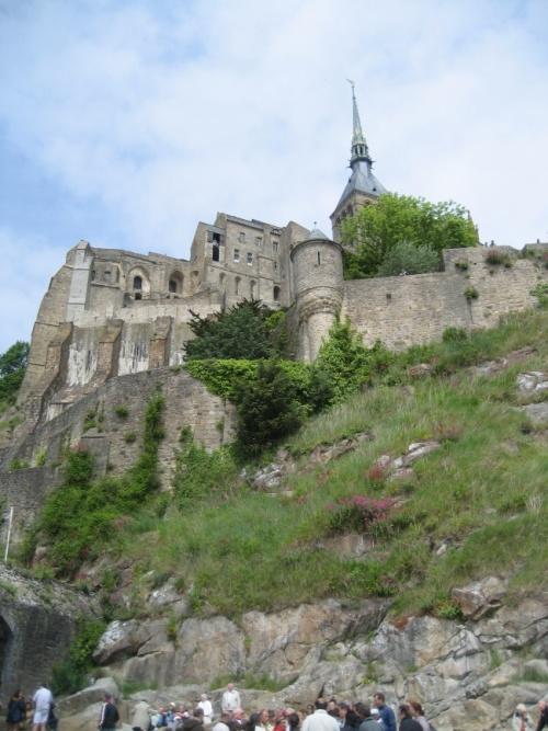 Mont Saint-Michel France