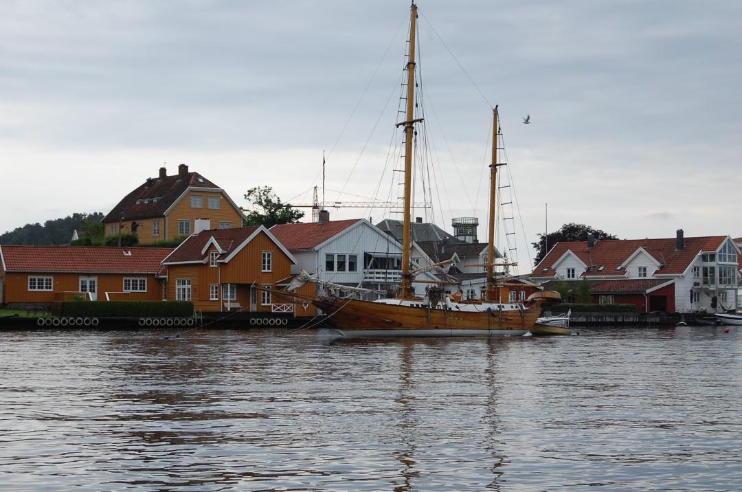 Jonas B Gundersen Mandal Norway