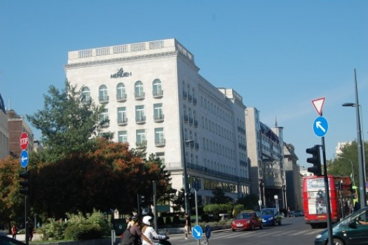 Budapest Hungary's Fabulous Le Meridien Hotel