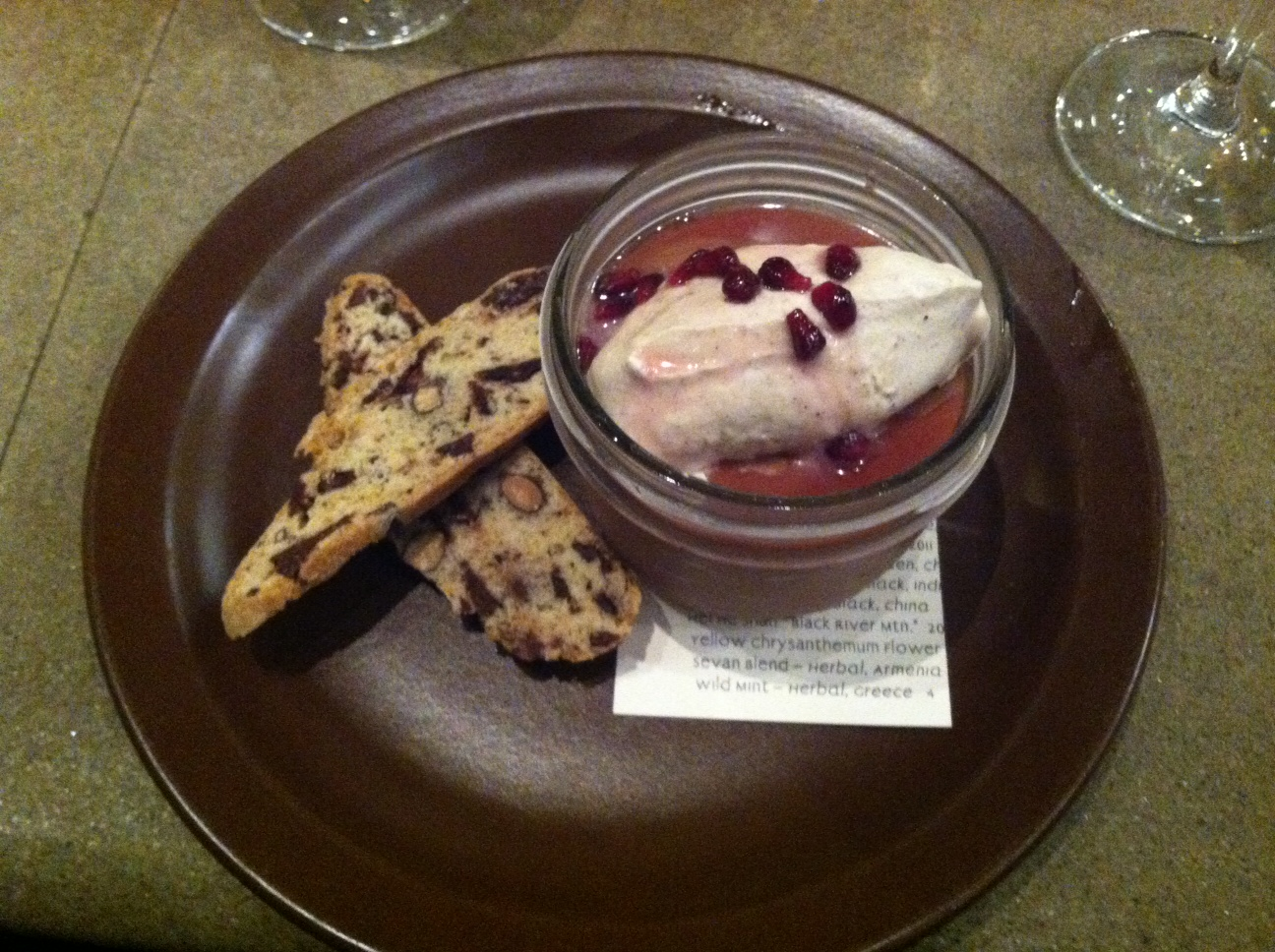 Nopa Chocolate Mousse Dessert