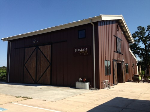 Inman Family Barn/Tasting Room