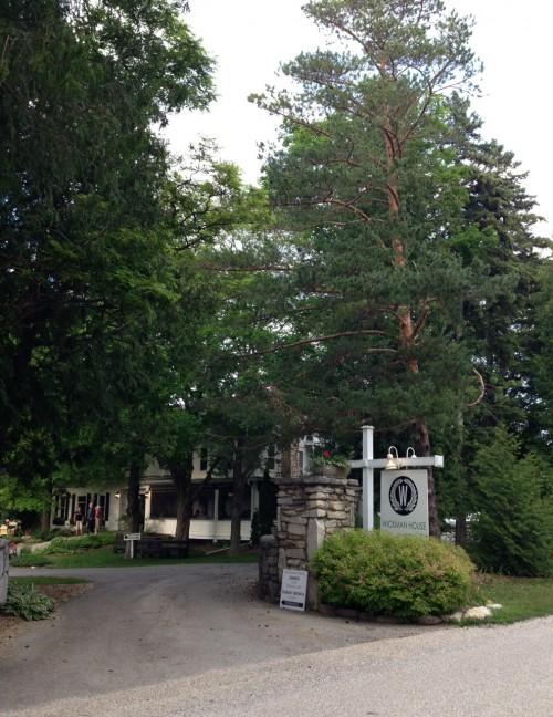 The Wickman House In Ellison Bay Door County Wisconsin The