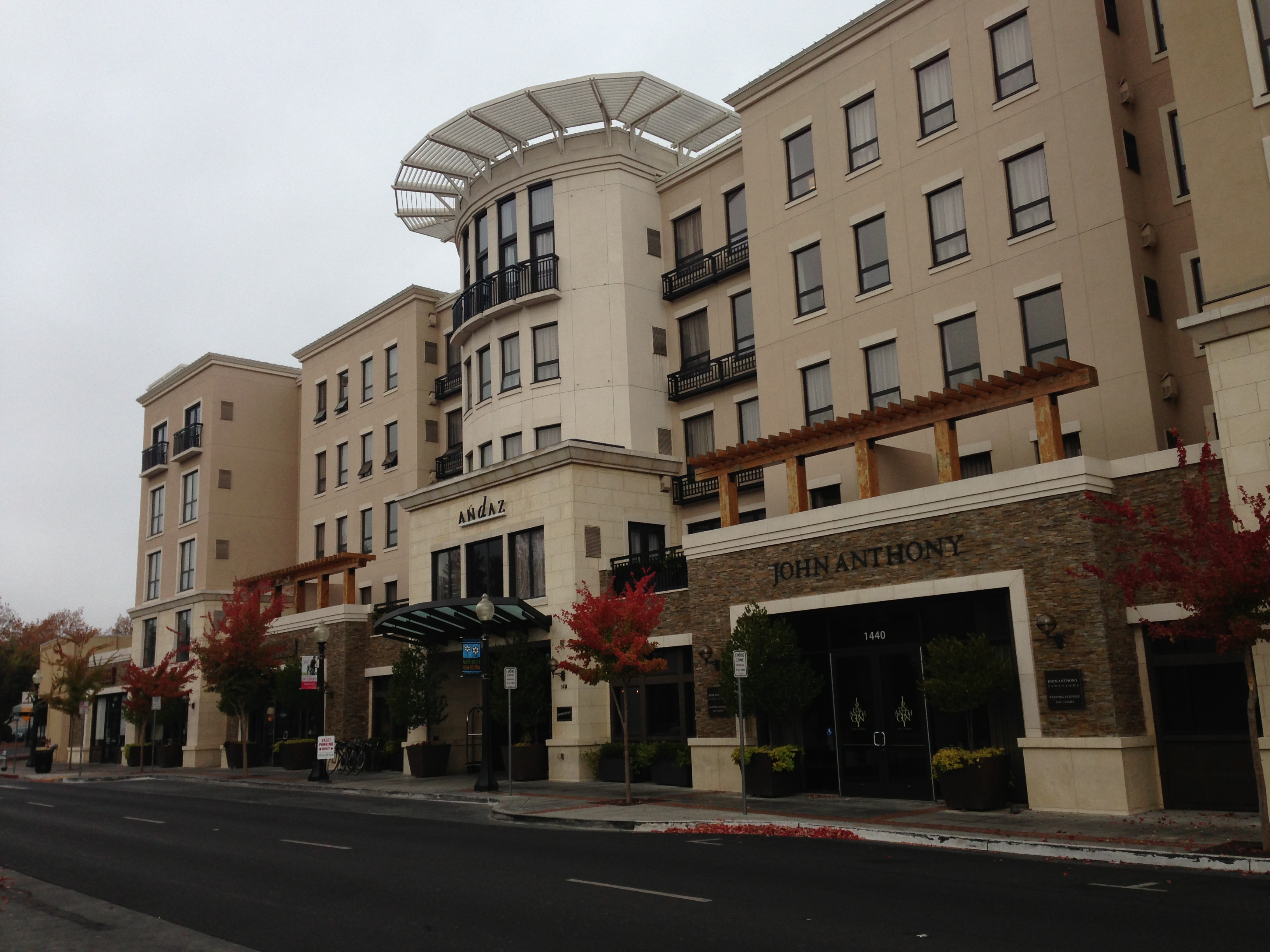 Napa California Where To Stay