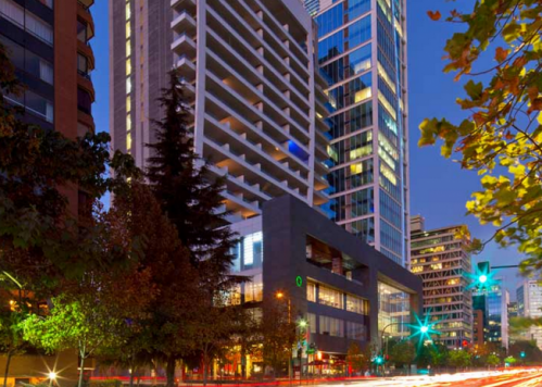 """The W Hotel In Santiago Chile Beyond Sexy In """"Sanhatten"""" Chile"""