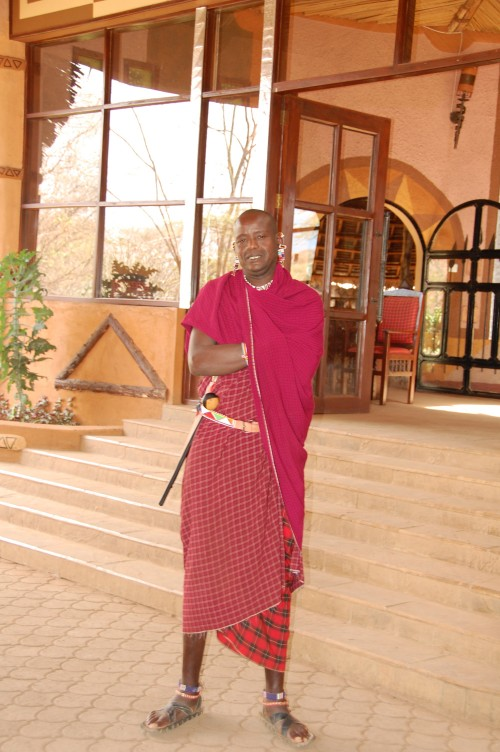 Africa: Kenya Amboseli Park, Where To Stay