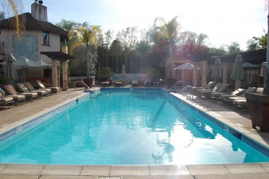 California: Yountville, The Spa at the Villagio Inn & Spa
