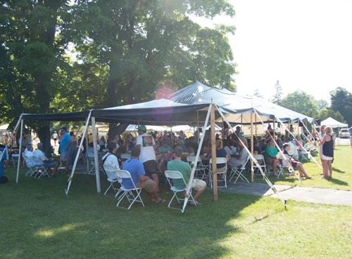 Door County Ellison Bay Uncork Festival