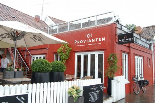 Provianten The Most Charming Restaurant along the North Sea in Mandal Norway