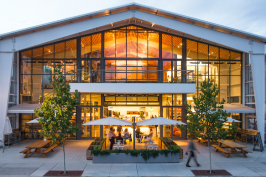Shed A Spectacular Shopping, Dining & Gourmet Destination In Healdsburg California