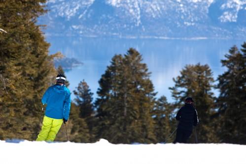 Skiing at Northstar California (3)