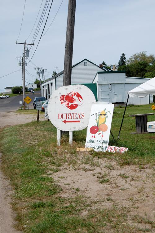 Montauk Hampton's Where To Eat