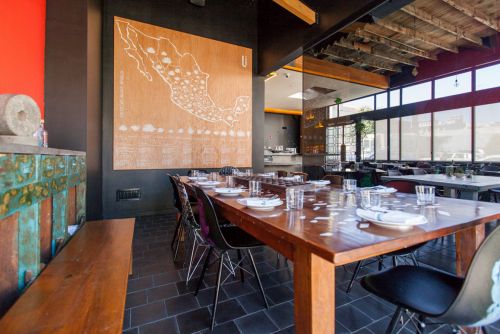 Where To Eat La Urbana, San Francisco
