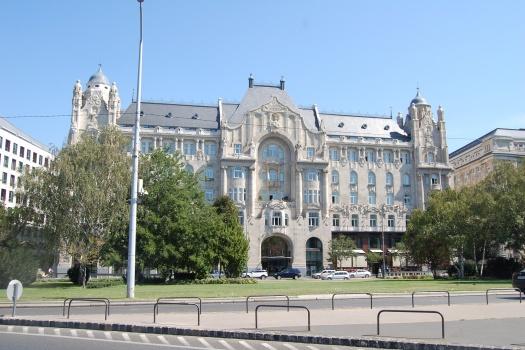 The Four Seasons Hotel Budapest Hungary