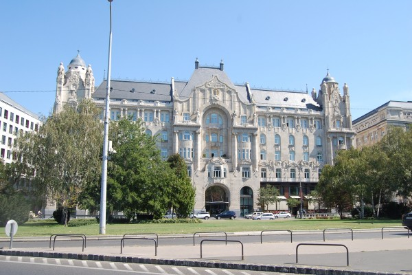 Budapest: Hungary The Four Seasons Hotel