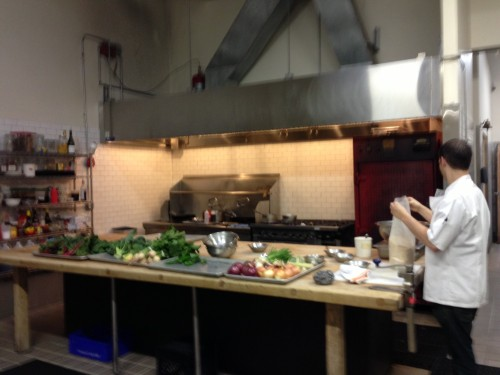 Slanted Door & Sprouts Cooking Club