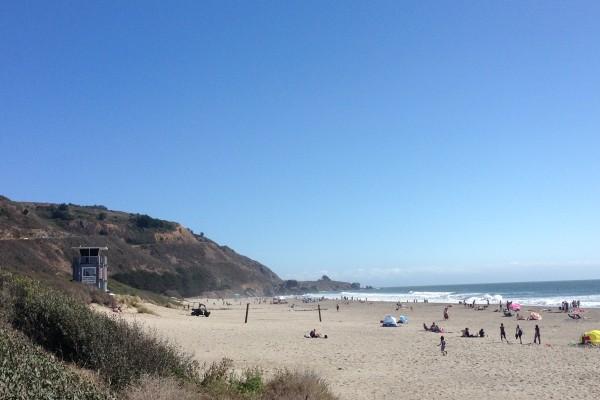 California: Stinson Beach, A Quick day-trip from San Francisco