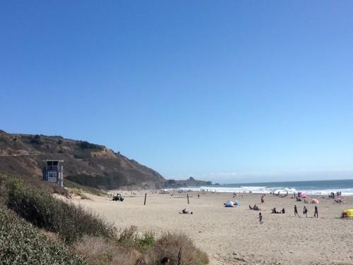 Stinson Beach, California