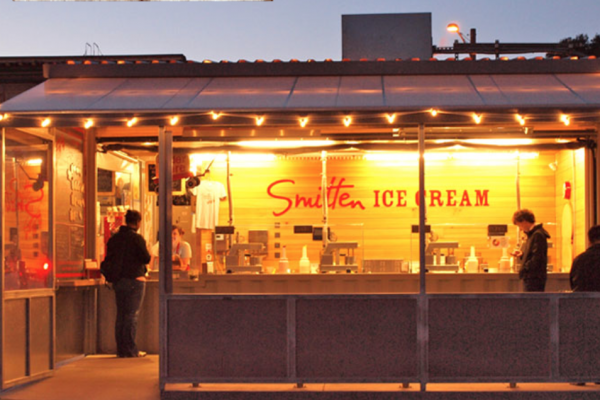 California: San Francisco's Smitten Ice Cream