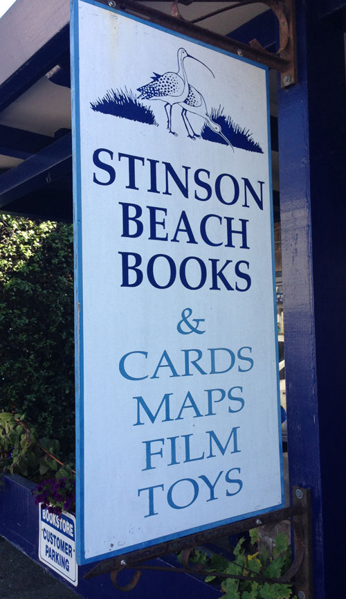 StinsonBeachBooks