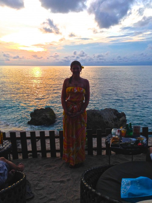 Uluwatu Ayana Hotel Rock Bar