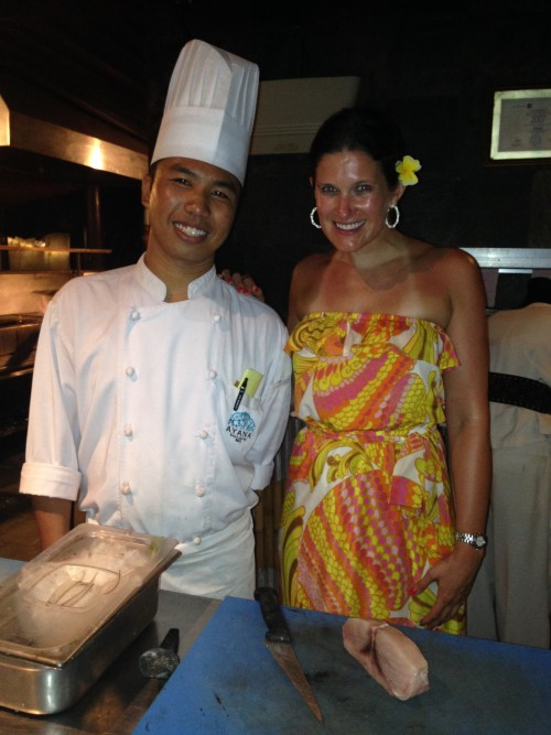 Ubud Bali Ayana Hotel's Kisik Bar and Grill