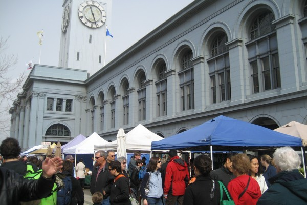 California: San Francisco's Ferry Building