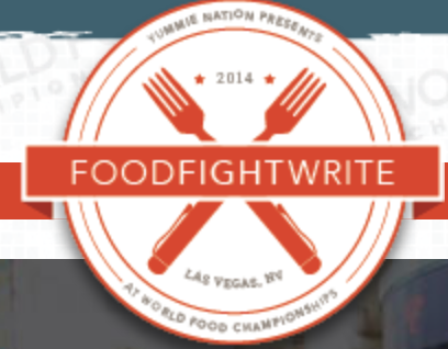 FoodFightWrite: Food Bloggers Conference