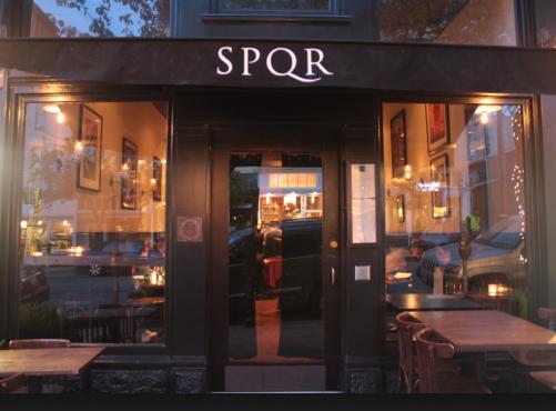 SPQR Restaurant