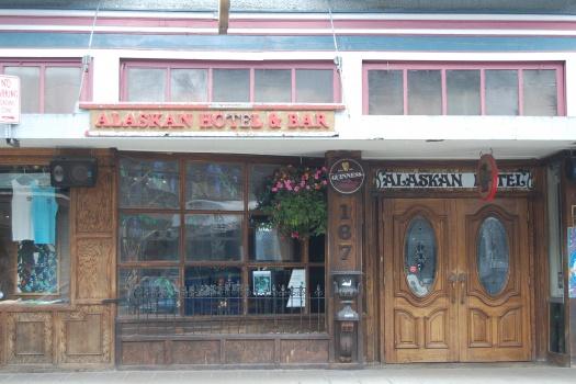 The Best Dive Bar In Alaska The Alaskan Hotel & Bar