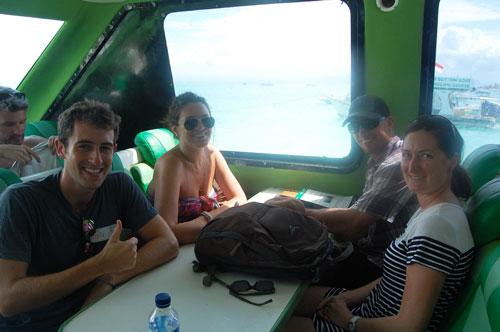 Bali Lebongan Island