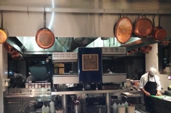 San Francisco Quince Restaurant Kitchen Tour