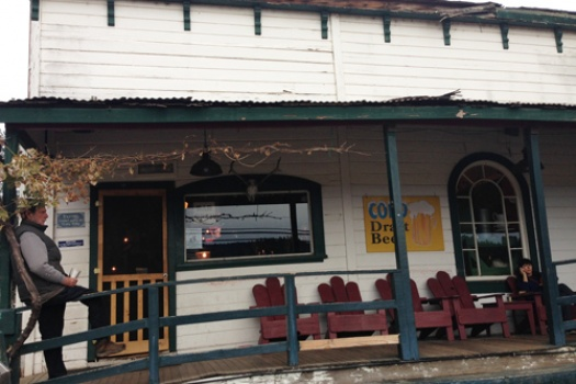 Dry Creek General Store's Quaint Dive Bar