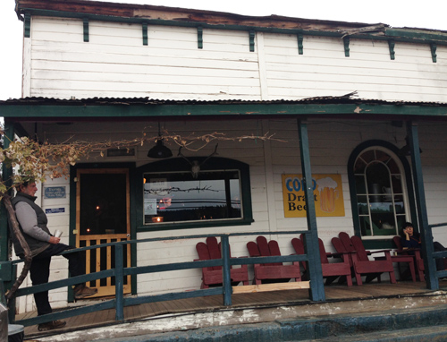 Dry Creek General Store's Quaint Dive Bar
