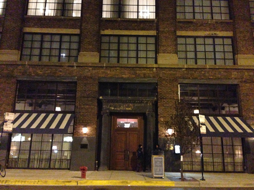 The Soho House Chicago