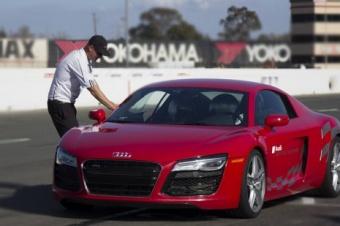 California: Sonoma Audi Sportscar Experience & Fabulous Rams Gate Wines