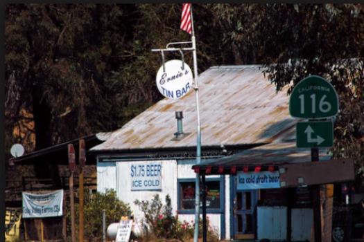 Best Dive Bar In Petaluma Ernies Tin Bar