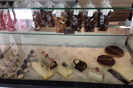 Eric Kayser Artisan Boulanger Paris In Santiago Chili