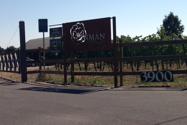 Inman Family Wines With Best Female Winemaker In California