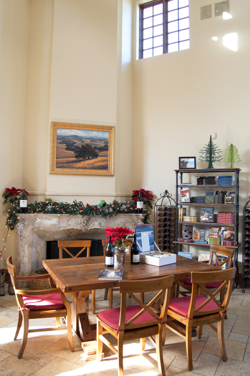 Kendall Jackson Estate's Reserve Wine & Food Pairing