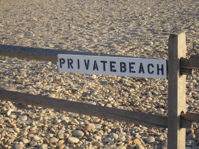 Navy Beach Montauk With Fabulous Beach Dining & Drinks