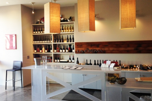 The Fabulous La Crema Healdsburg Tasting Room