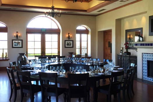 St. Francis Winery & Vineyards In Sonoma's Wine Country