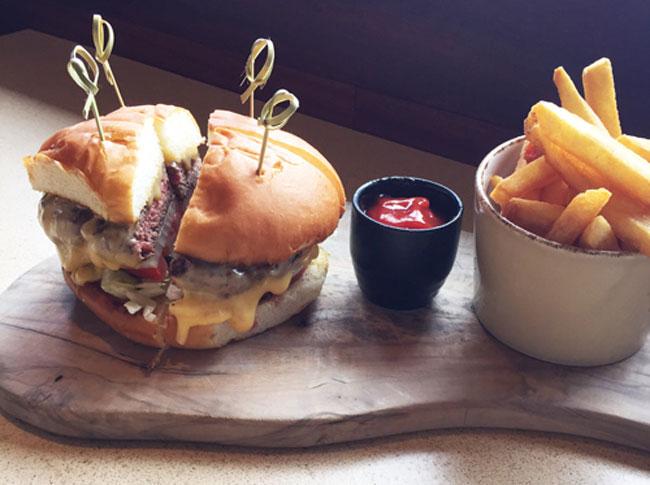 Top 10 San Francisco Burgers