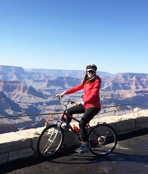 Biking The Grand Canyon