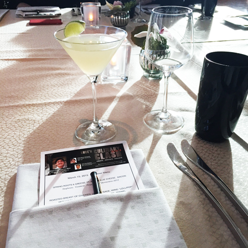 The 4th Annual Culinary Clash Competition at Luce SF
