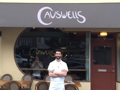 Chef Adam Rosenblum