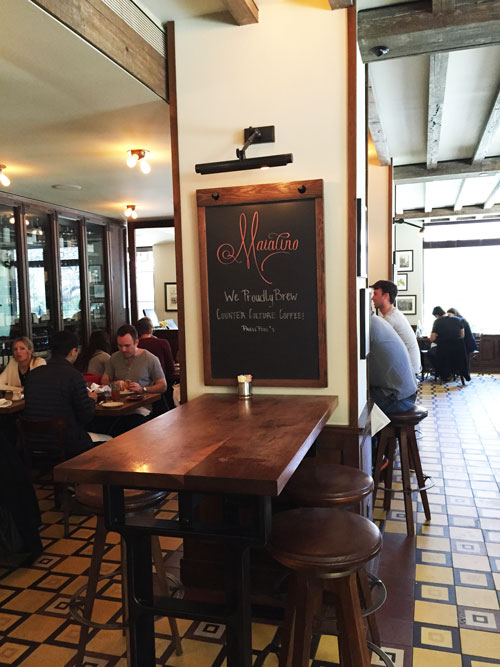 Mailiano Restaurant