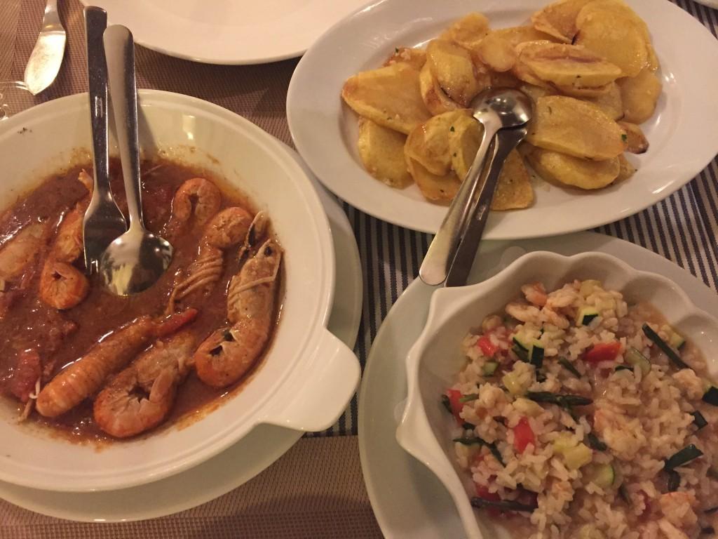 Zabreb Croatia Dining